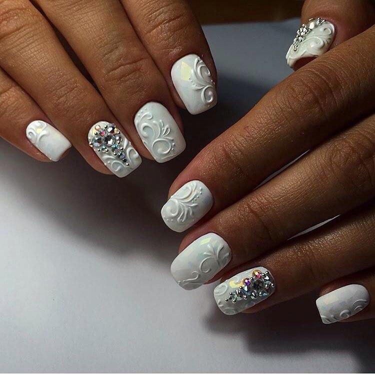 acrylic-nail-art