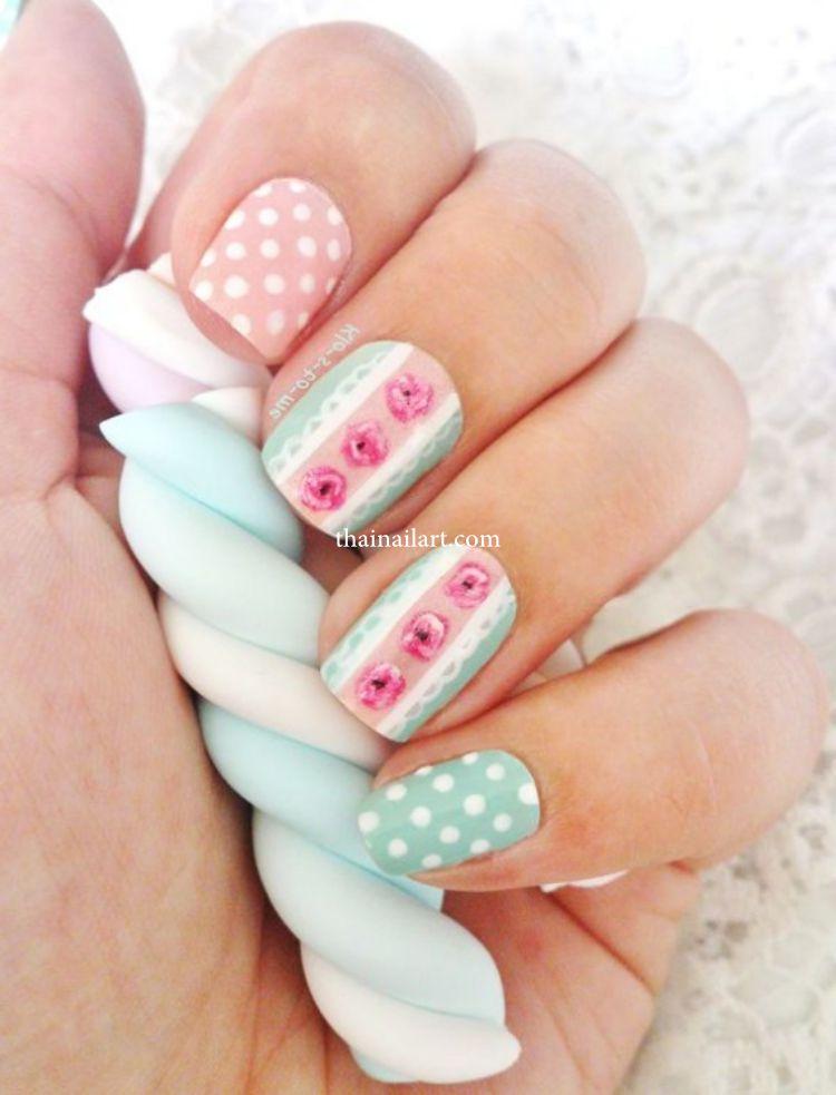 cupcake-nails
