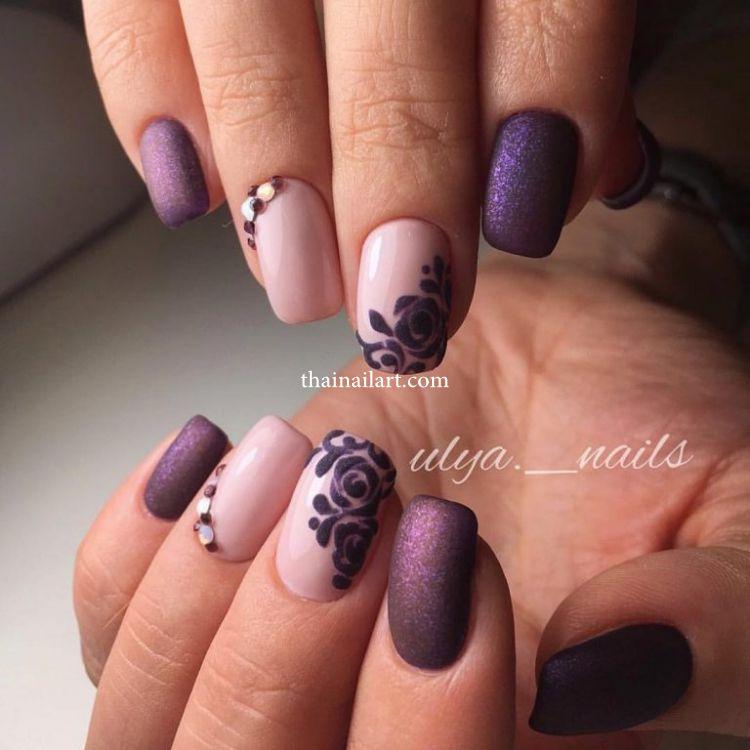 rose-nails