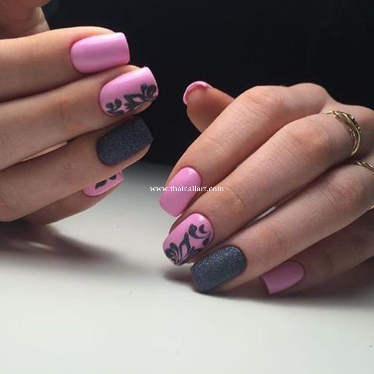 cute-short-nails