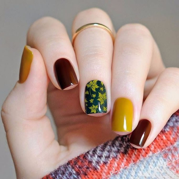 leaves-nails