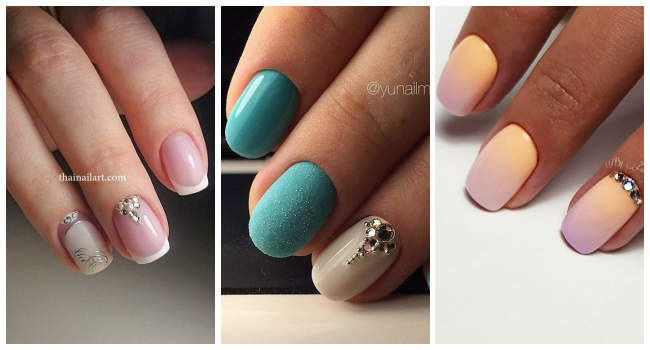 rhinestone-nails