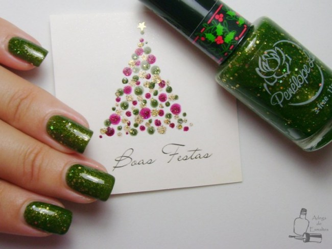 Chrismas Nails cover