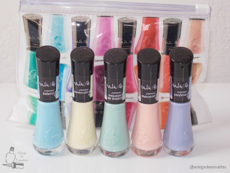 Hot polishes