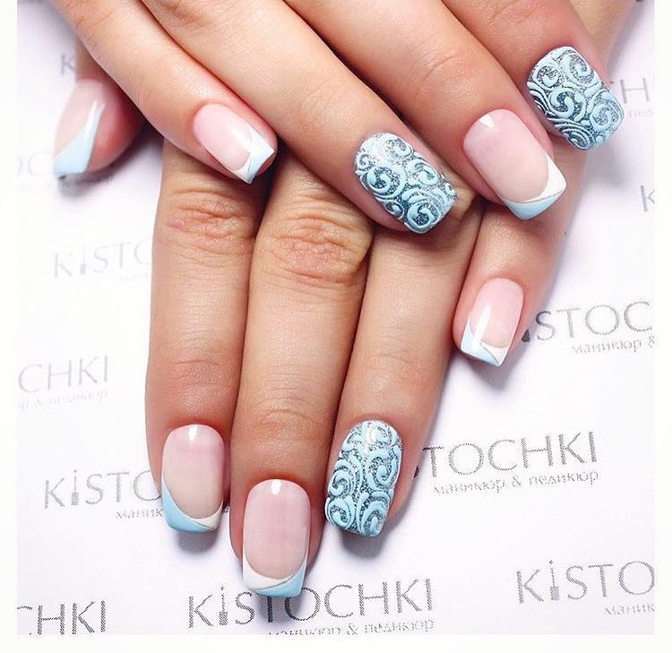 Winter new year nail trend11