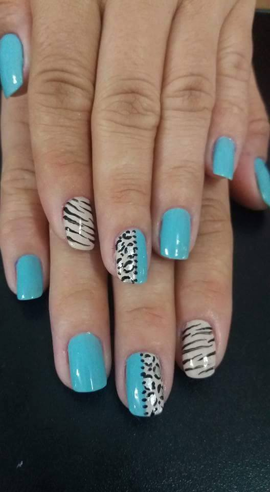 Nailart from Fanpages