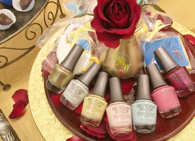 Beauty and the beast Polishes