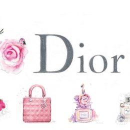 Dior Nail inspiration cover